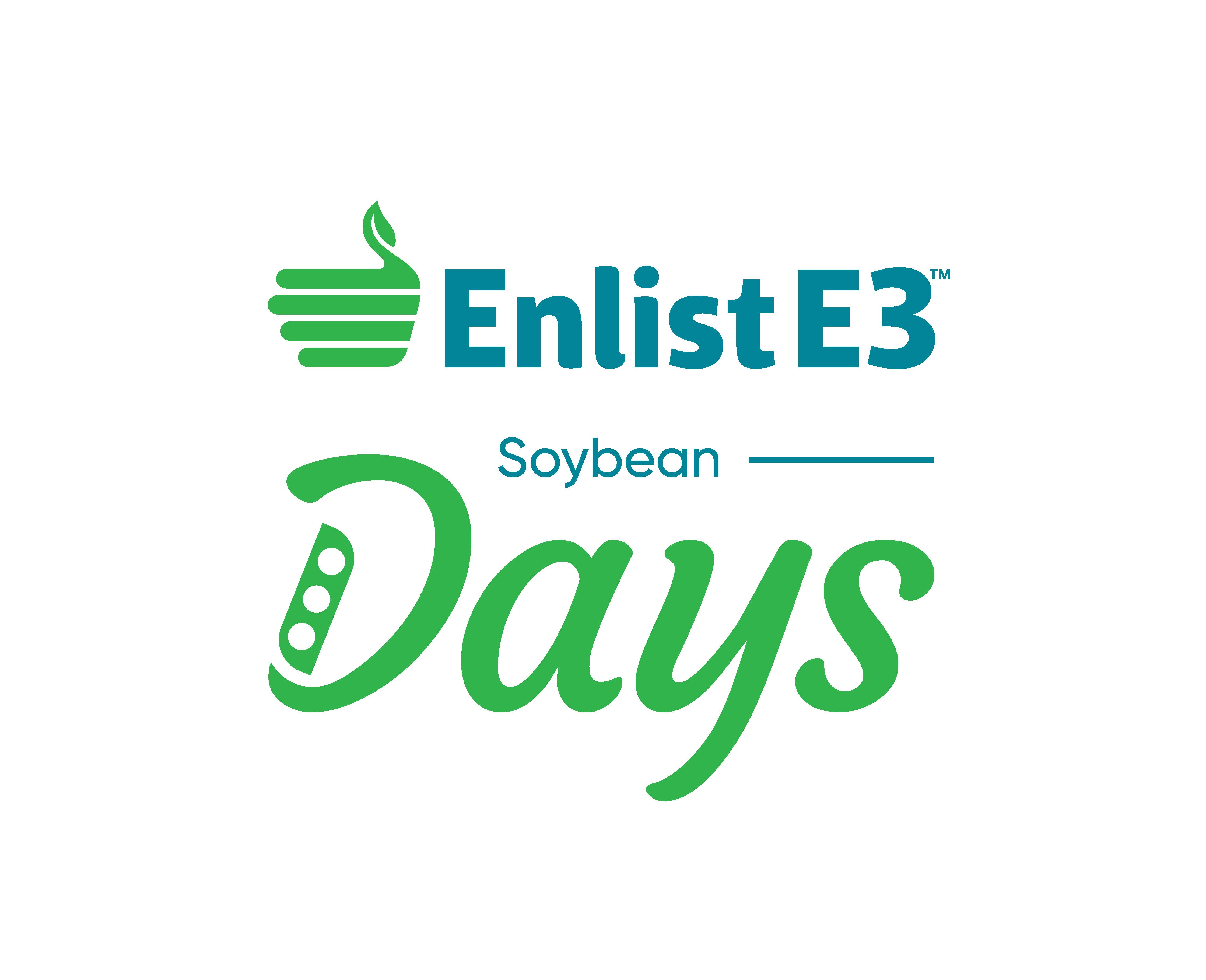 enlist E3 days logo