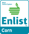 Enlist corn logo